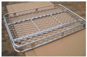 Aluminum Basket