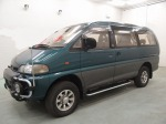 1995 Delica Super Exceed Long Wheel Base Crystal Lite Roof V6-24Valve