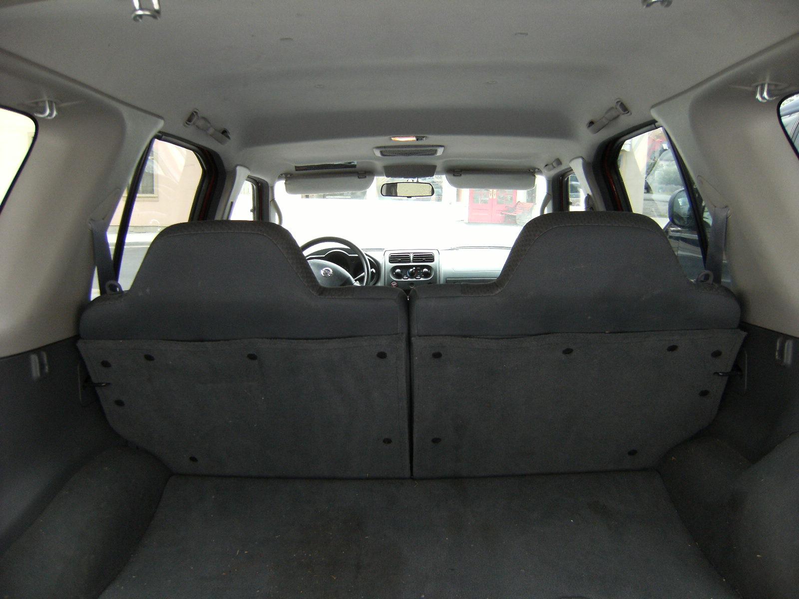 2003 Nissan Xterra Trailer Hitch