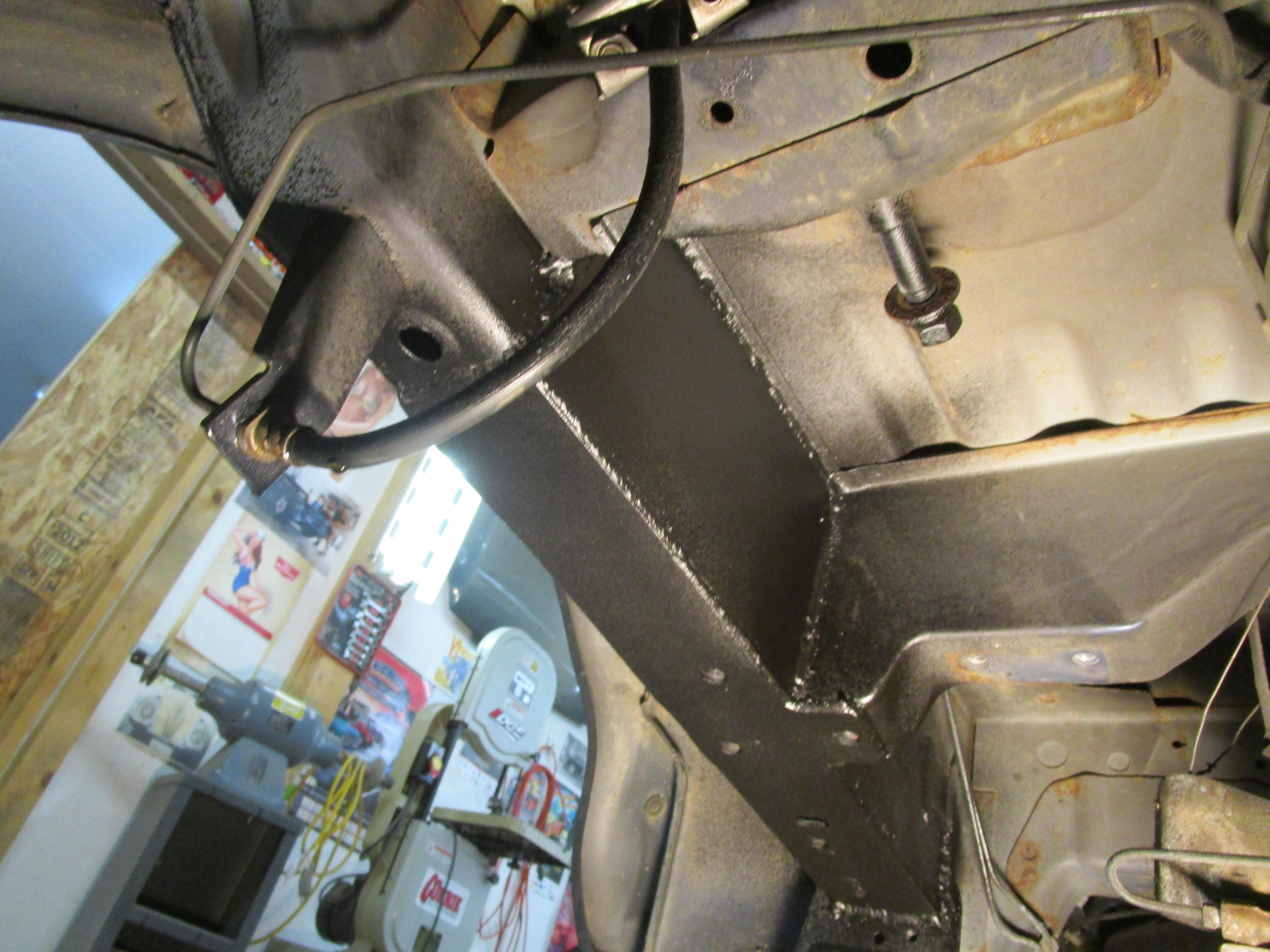 L400 Space Gear Corrosion Repair Scheme Comox Valley