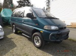 SOLD! 1994 Delica Spacegear  Exceed Crystal Lite Roof PD4W, 2.4Ltr