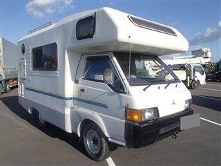 1995 Delica Camper Front